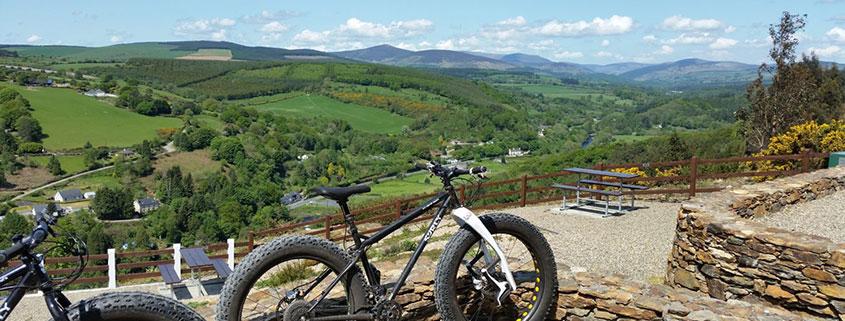 bike above Redcross