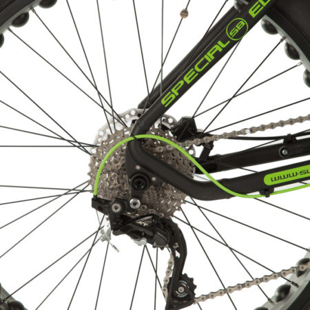ebike rear wheel