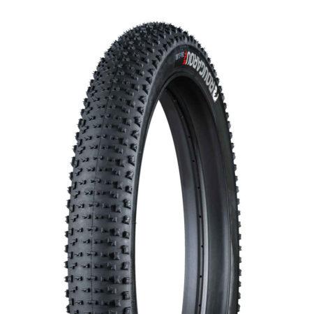 Rougarou tyre detail