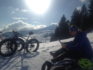 Ride the Alps - Adventure by Fatbike