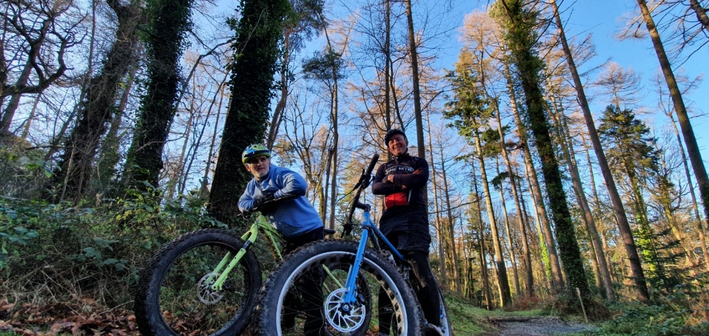 Fatbike Adventures Trails